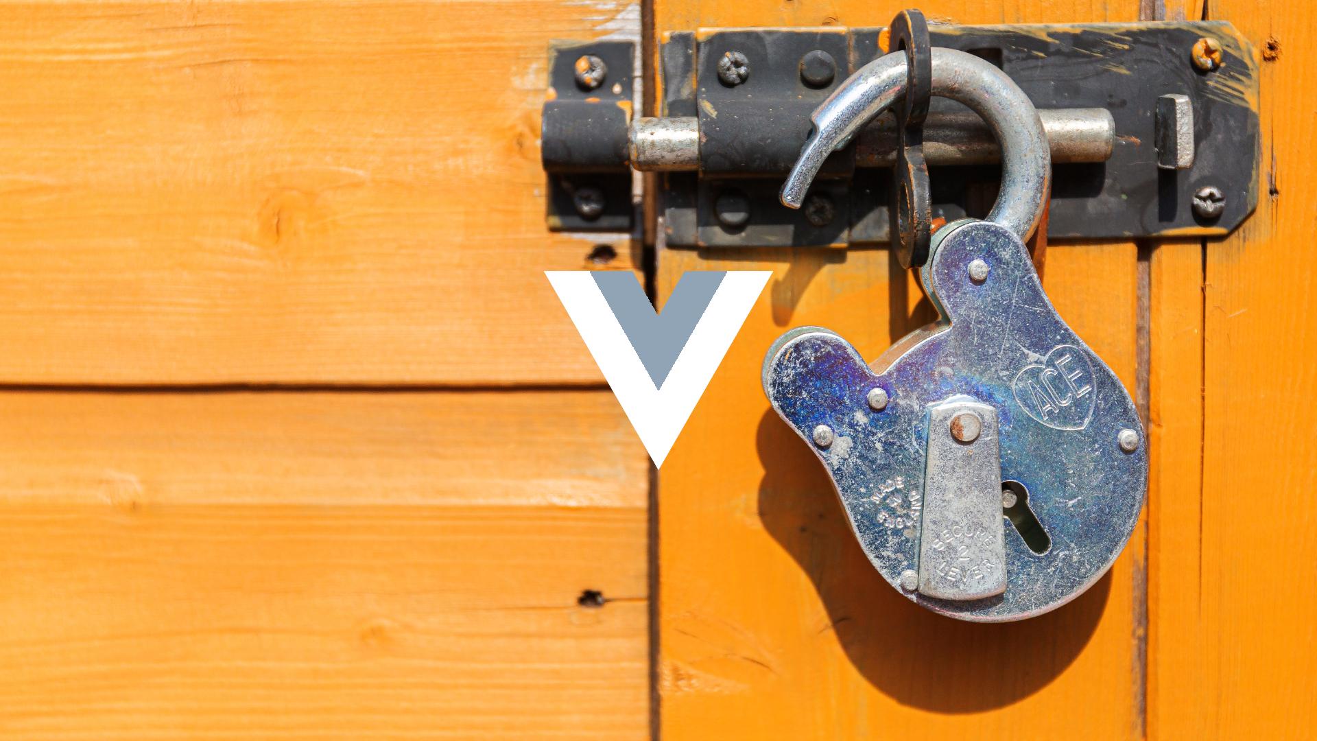 Making v-model Model Value Optional  in Vue.js